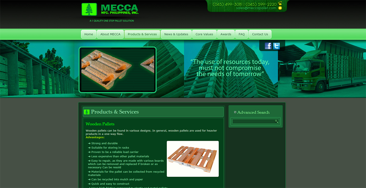 Mecca Website is now under beta testing